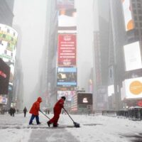 铲雪–不仅仅是一种激烈运动